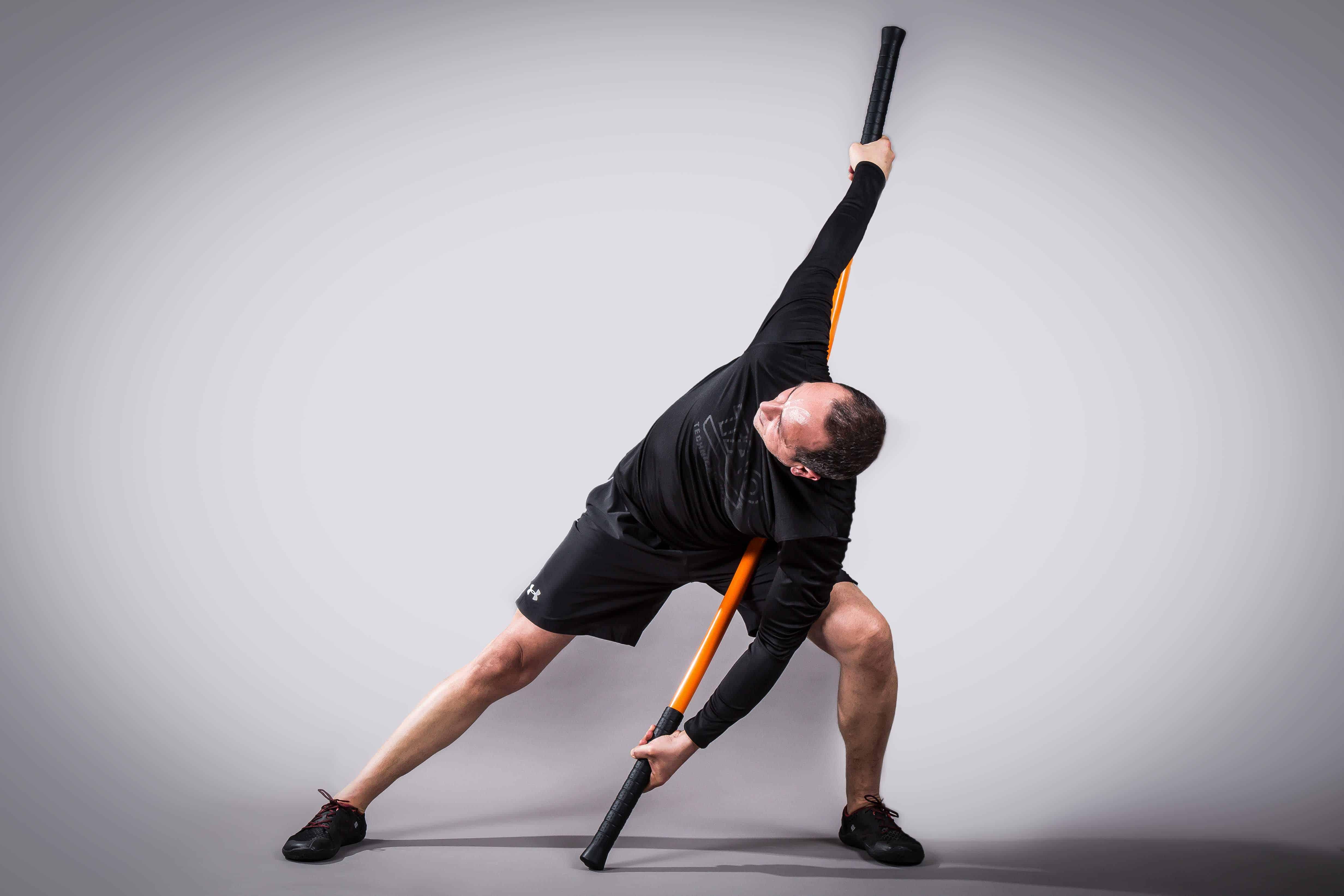 Mobilitätsübungen mit dem Stick Mobility