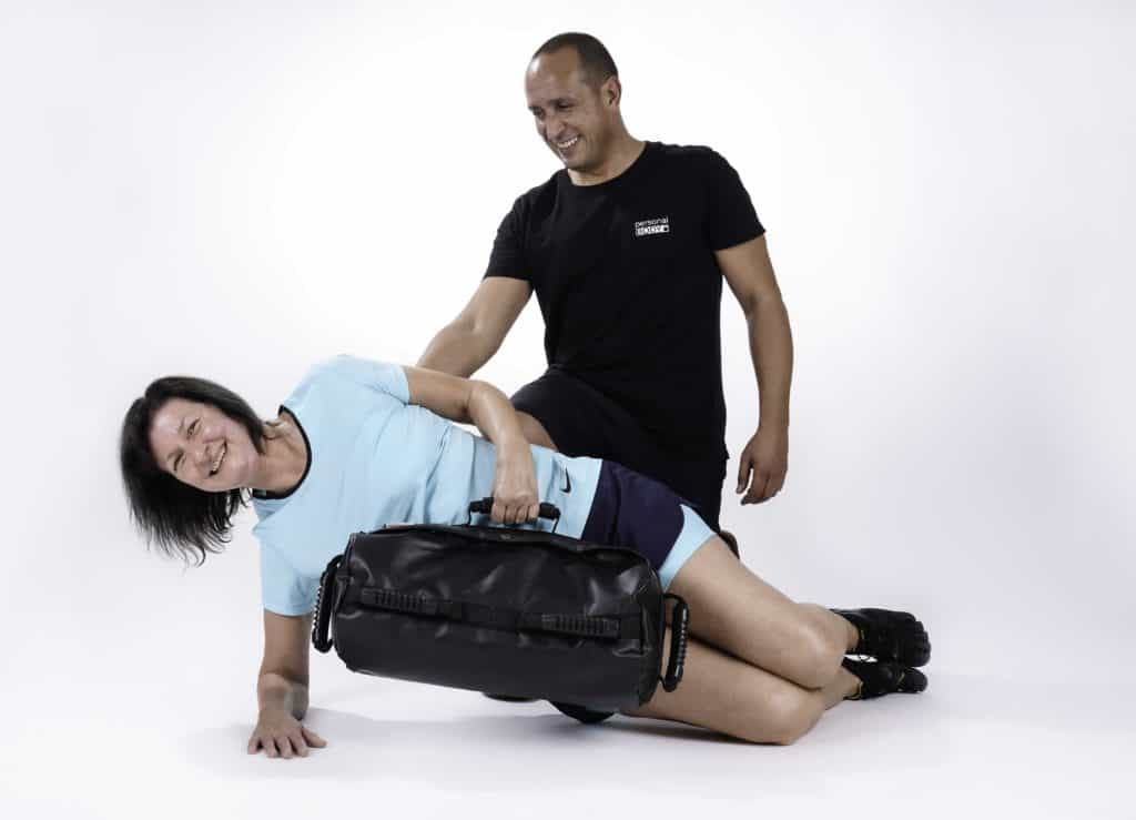 Personal Body Core Training Variante